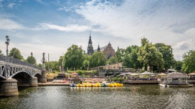 Allt fler flyttar från Stockholm